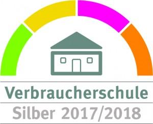 Logo Verbraucherschule Silber 2017-2018(1)